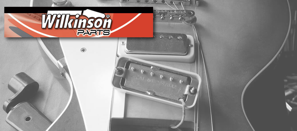 Tonechaser hooks up with Wilkinson parts